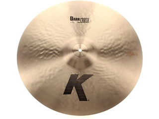 Crash Cymbal Zildjian K0912, K Dark Crash Thin, 20""
