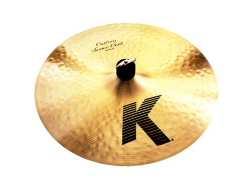 Crash Cymbal Zildjian K0990, K Custom, Session Crash, designed with Steve Gadd, 16""