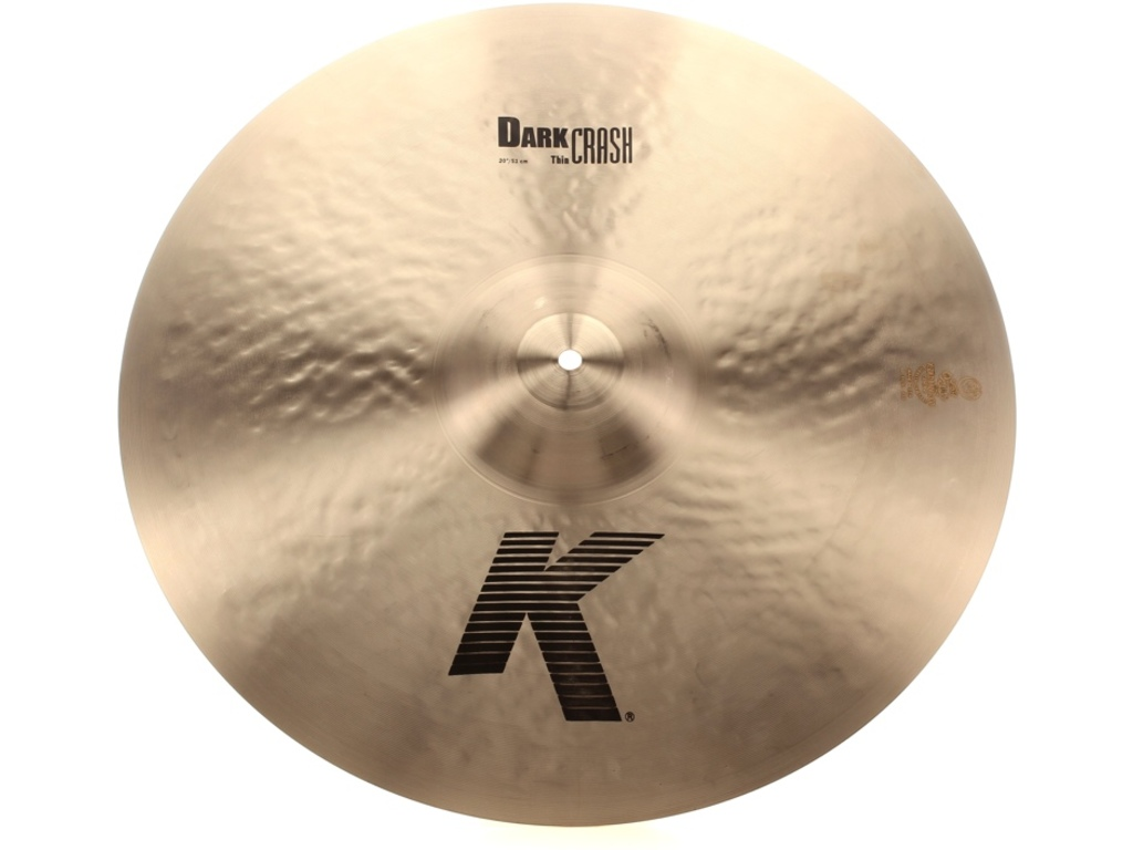 Crash Cymbal Zildjian K0979, K Custom, Dark Crash, 20""