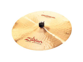 Crash Cymbal Zildjian A0621, FX Oriental, Crash of Doom, 20