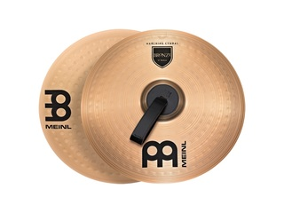Marching Cymbal Meinl MA-BO-14M, Student Range Marching series, Bronze, 14""