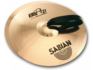 Marching Cymbal Sabian 31422B, B8 pro series, Marching Band, 14""