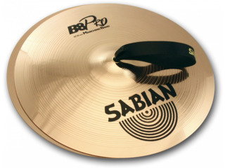Marching Cymbal Sabian 31622B, B8 pro series, Marching Band, 16""