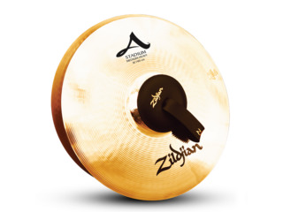 Marching Cymbal Zildjian A0487, Stadium Medium Heavy, 16