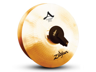 Marching Cymbal Zildjian A0483, Stadium Medium, 18