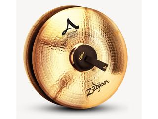Marching Cymbal Zildjian A0473, Stadium Medium Heavy, 19