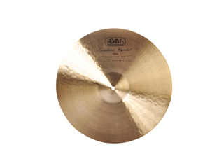 Orkest Cymbal Adams SY20TS, Symphonic, Thin, Suspended, 20""