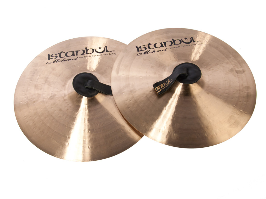 Orkest Cymbal Istanbul Mehmet SYS17, Super Symphonic, 17""