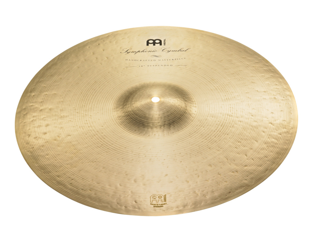 Orkest Cymbal Meinl SY-16SUS, Symphonic Medium, Suspended, 16""