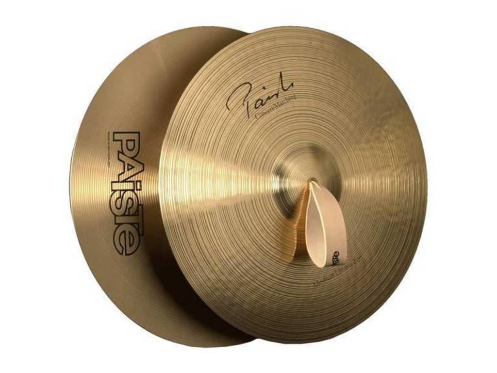 "Orchestra Cymbal Paiste Universal 18"" Heavy"