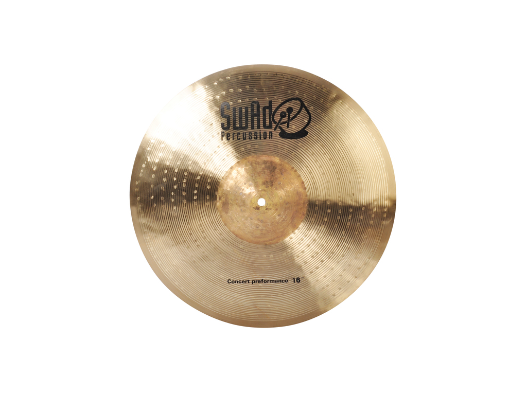 Orkest Cymbal Swad SWP16P, Percussion, Performance, Suspended, 16""