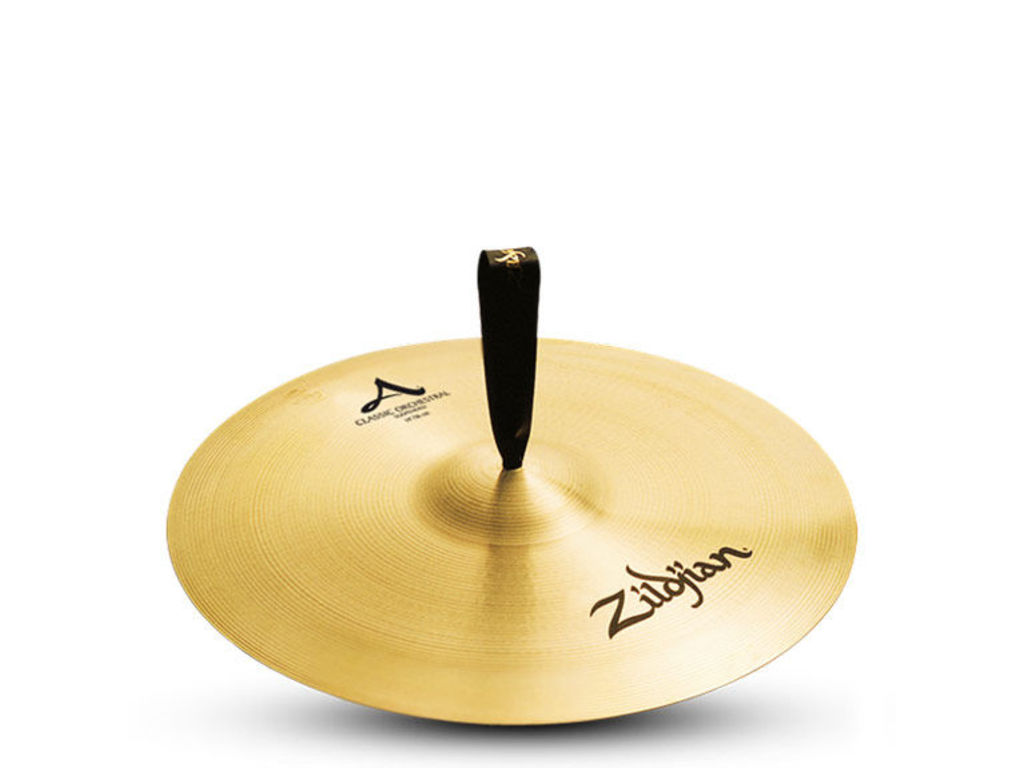 Orkest Cymbal Zildjian A0412, A Zildjian, Classic Orchestral Selection Suspended, 1 Cymbal, 14""