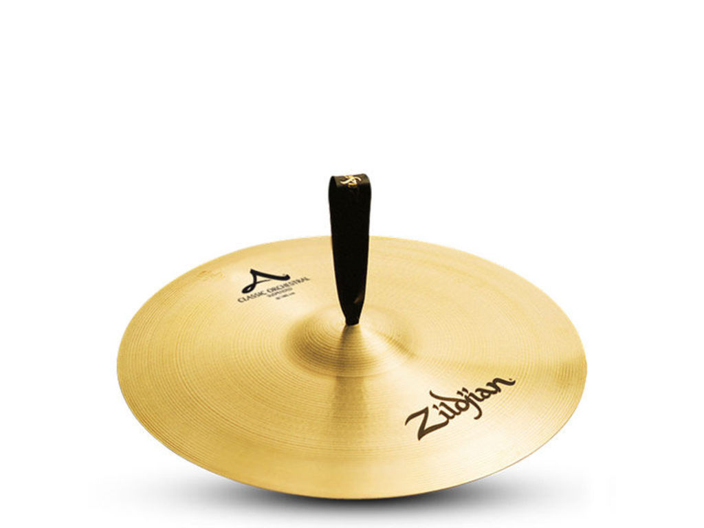 Orkest Cymbal Zildjian A0417, A Zildjian, Classic Orchestral Selection Suspended, 1 Cymbal, 16""
