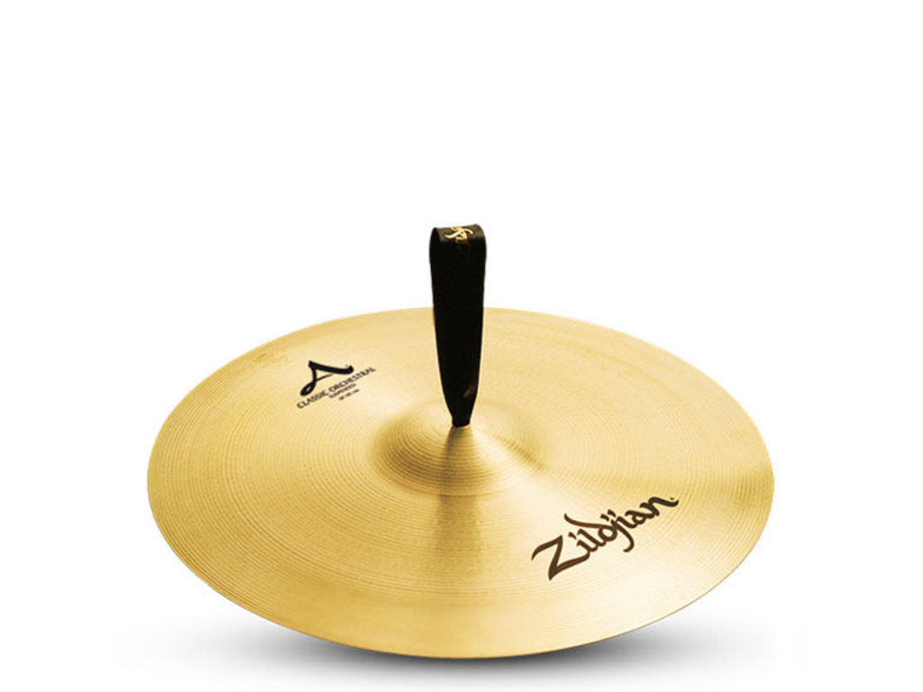 Orkest Cymbal Zildjian A0419, A Zildjian, Classic Orchestral Selection Suspended, 1 Cymbal, 18""