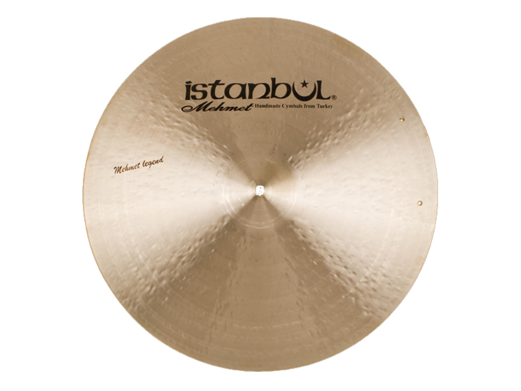 Ride Cymbal Istanbul Mehmet ML-RSZ22, Mehmet Legend, Ride with Sizzle, 22""