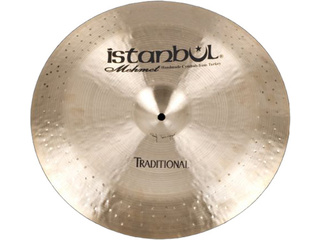 China Cymbal Istanbul Mehmet SW21, Traditional, Swish, 21""