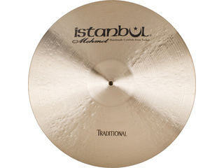 Ride Cymbal Istanbul Mehmet RF18, Traditional Flat, 18""