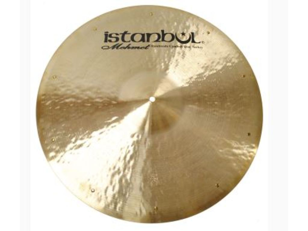 Ride Cymbal Istanbul Mehmet MT-AN-CLSZ21, Signature 61ST Anniversary, Classic, Ride met Sizzle, 21""