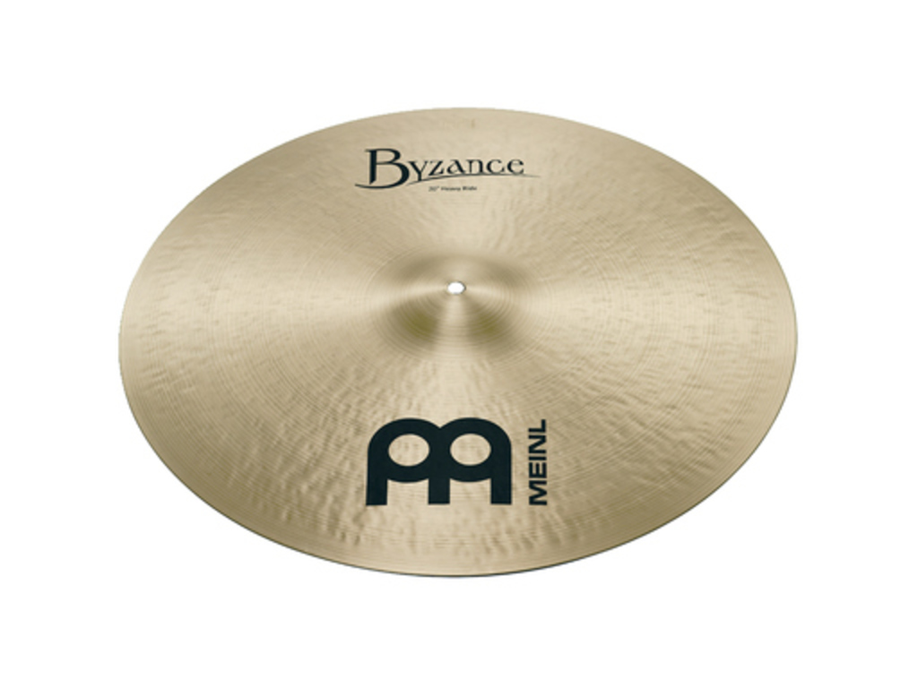 Ride Cymbal Meinl B20HR-B, Byzance Serie, Traditional, Heavy, 20""