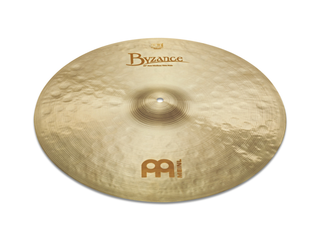 Ride Cymbal Meinl B20JMTR, Byzance Serie, Jazz, Medium Thin, 20""