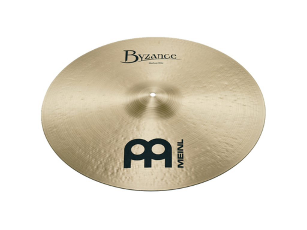 Ride Cymbal Meinl B21MR, Byzance Serie, Traditional, Medium, 21""