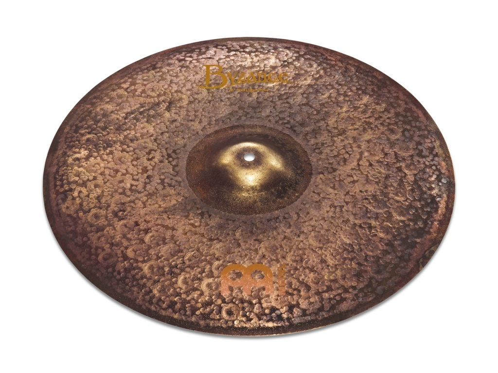 Ride Cymbal Meinl B21TSR, Byzance Serie, Transition, Signature Mike Johnston, 21""