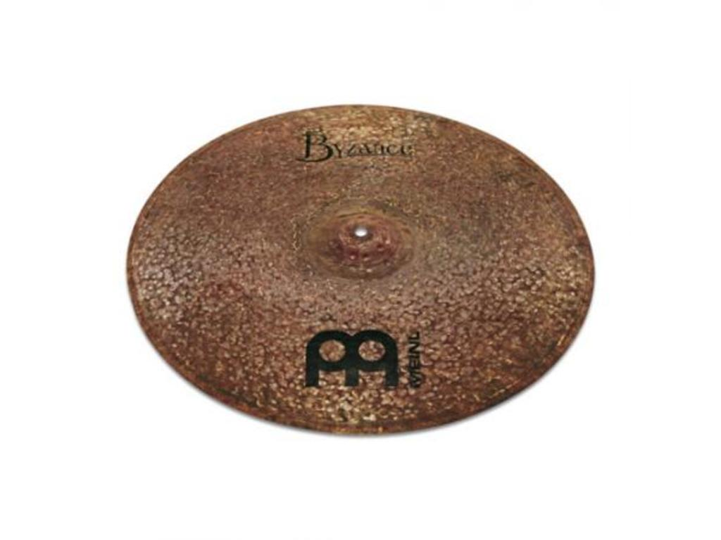 Ride Cymbal Meinl B22BADAR, Byzance Serie, Dark, Big Apple, 22""