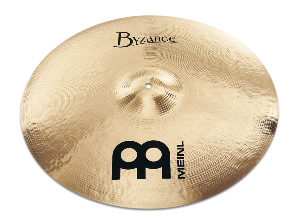 Ride Cymbal Meinl B22HR-B, Byzance Serie, Brilliant, Heavy, 22""