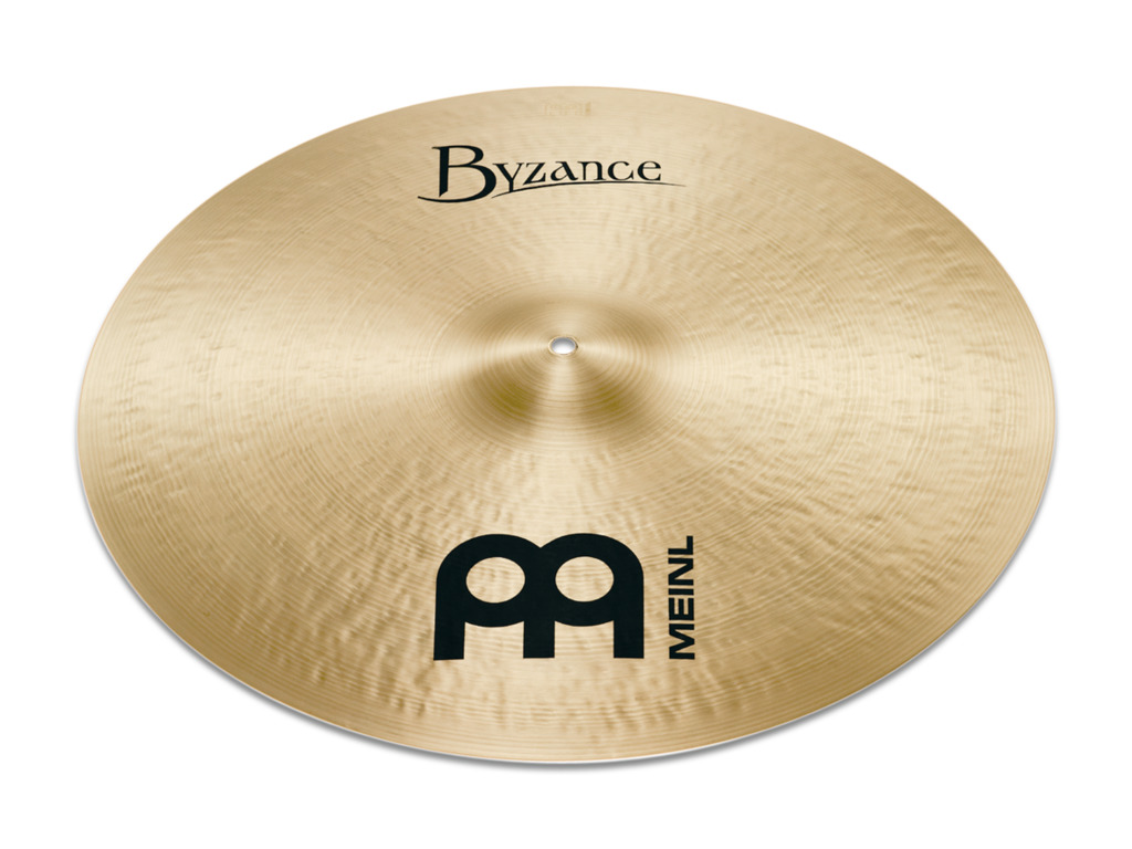 Ride Cymbal Meinl B22HR, Byzance Serie, Traditional, Heavy, 22""