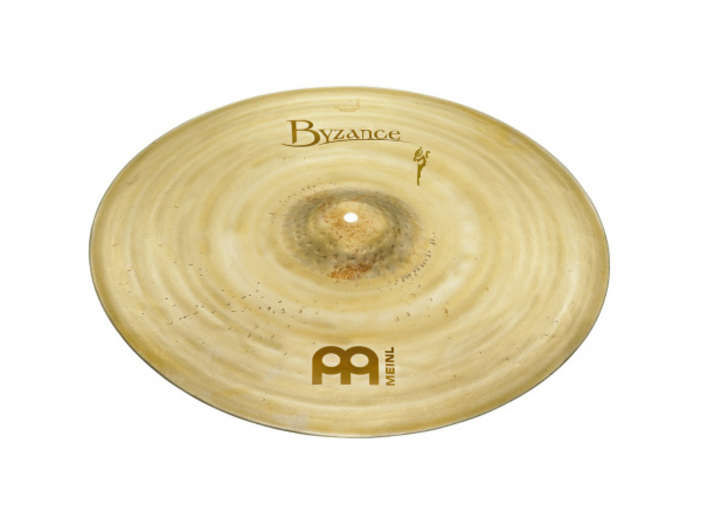 Crash Cymbal Meinl B22SAR,  Byzance Serie, Vintage Sand, Signature Benny Greb, 22""