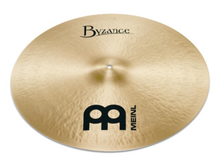Ride Cymbal Meinl B23MR, Byzance Serie, Traditional, Medium, 23