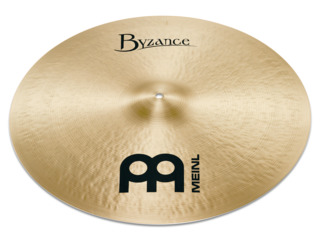 Ride Cymbal Meinl B24MR, Byzance Serie, Traditional, Medium, 24