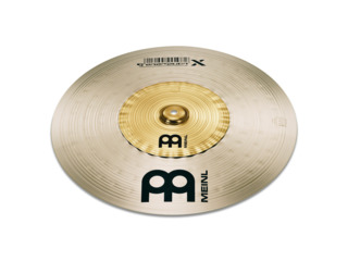 Effect Cymbal Meinl GX-18SR, Generation X Serie, Safari, Ride, Signature Johnny Rabb, 18""
