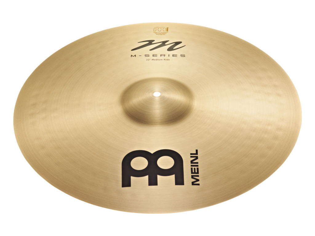 Ride Cymbal Meinl MS22MR, M-Series Serie, Traditional, Medium, 22""