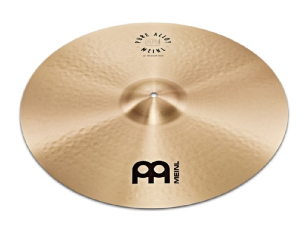 Ride Cymbal Meinl PA20MR, Pure Alloy, Medium, 20""