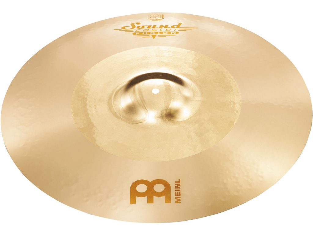 Ride Cymbal Meinl SF20PR, Soundcaster Serie, Fusion, Power, 20""