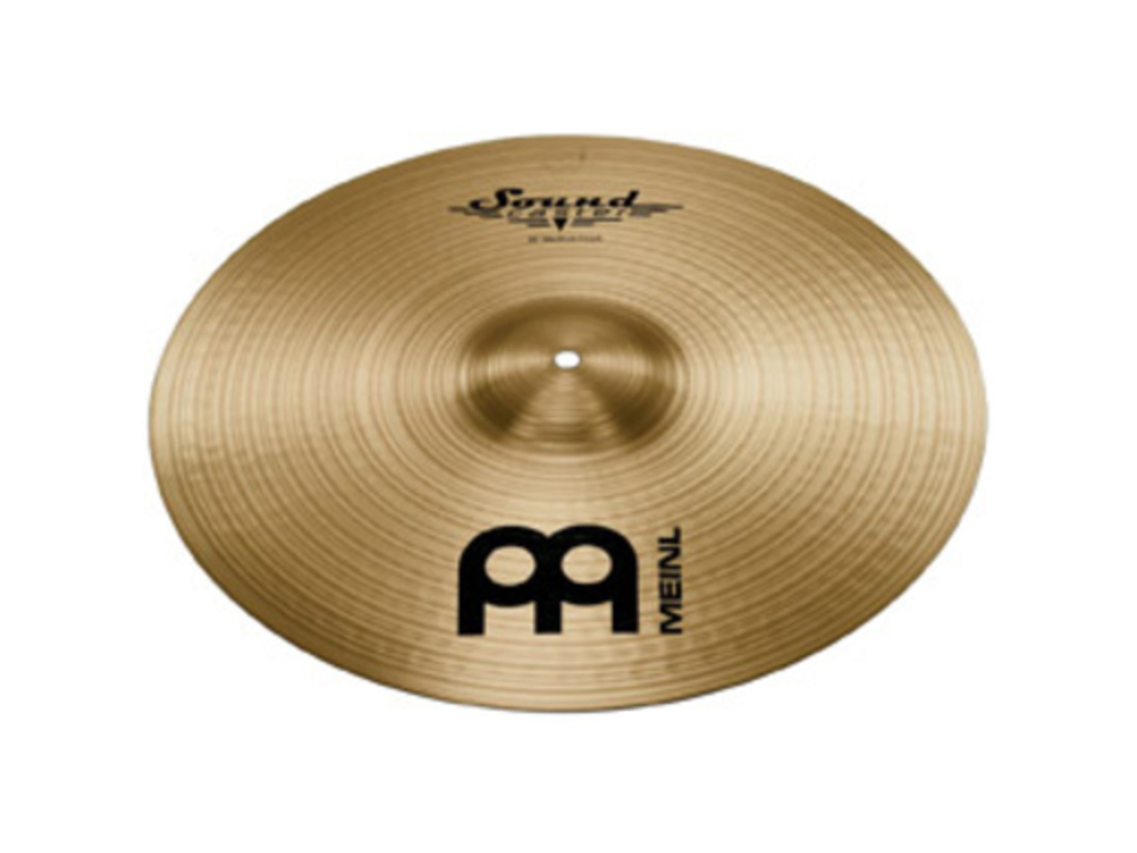 Ride Cymbal Meinl SC20PR-B, Soundcaster, Custom, Powerful, 20""