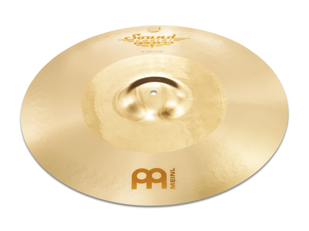 Ride Cymbal Meinl SC22PR-B, Soundcaster Serie, Custom, Powerful, 22""