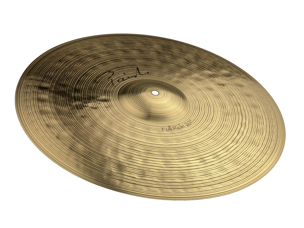 Ride Cymbal Paiste CY0004001620, Signature Serie, Full, 20""