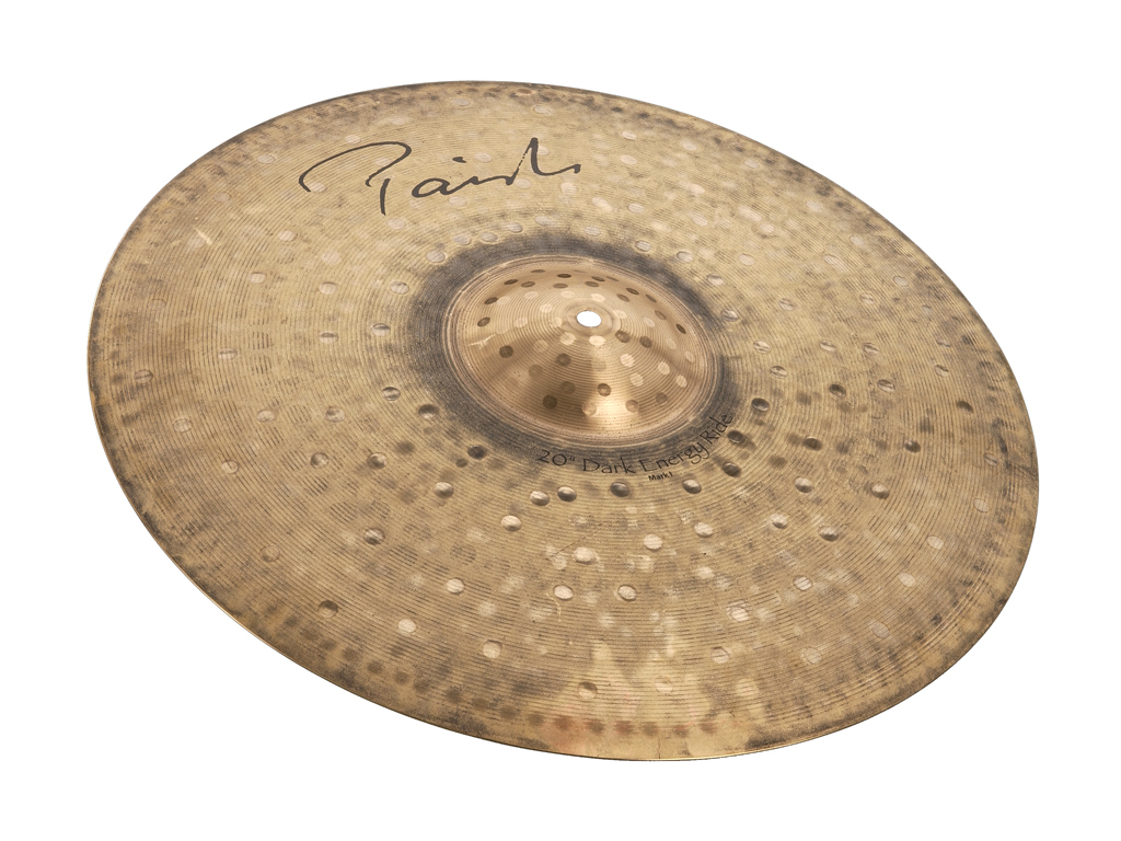 "Cymbal Ride Paiste Line 22"" Dark Energy Ride (mark1)"