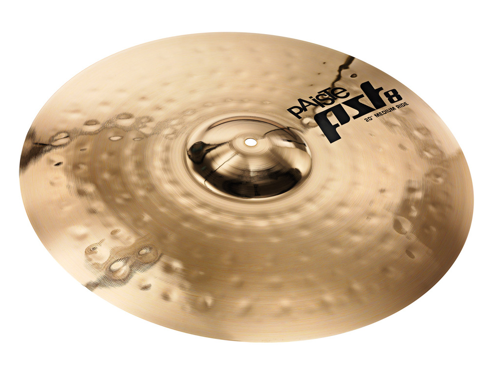 Ride Cymbal Paiste CY0001802720, PST8 Serie, Reflector Rock, 20""