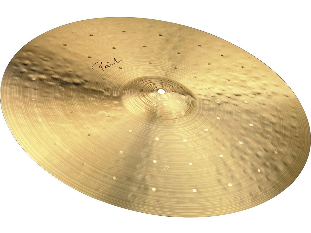 "Cymbal Ride Paiste Traditional 20"" Medium Light Ride"