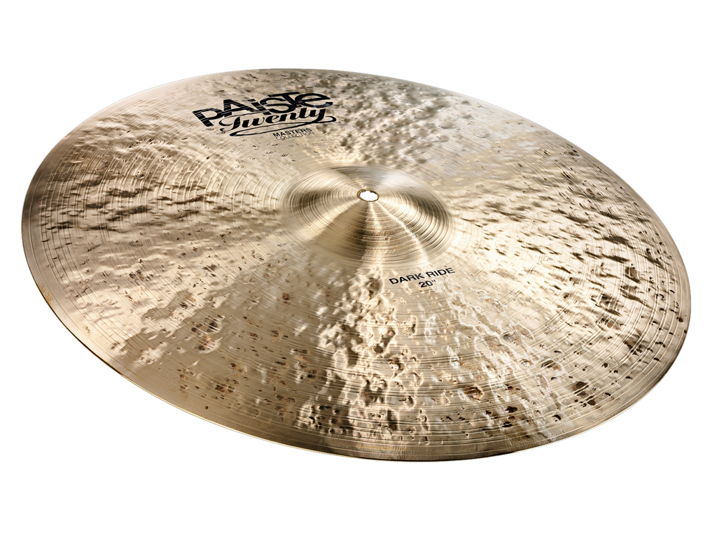 Ride Cymbal Paiste CY0005507020, Masters Serie, Dark, 20""