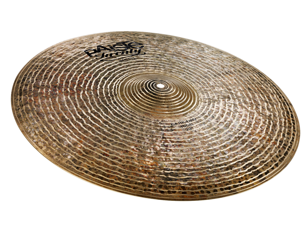 Ride Cymbal Paiste CY0005501721, Masters Serie, Dark Dry, 21""