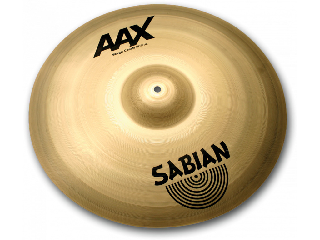 Ride Cymbal Sabian 22012X, AAX Serie, Stage, 20""