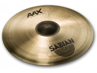 Ride Cymbal Sabian 22172X, AAX Serie, Raw Bell Dry Ride, 21