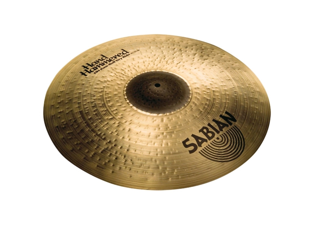 Ride Cymbal Sabian 12172, HH Serie, Raw Bell Dry, 21""