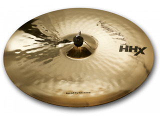 Ride Cymbal Sabian 12172XN, HHX Serie, Raw Bell Dry, 21