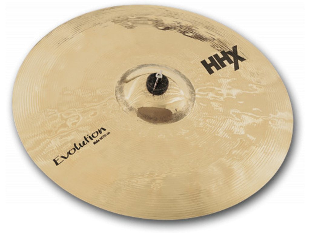 Ride Cymbal Sabian 12112XEB, HHX Evolution Serie, 21""