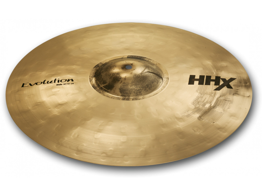 Ride Cymbal Sabian 12012XEB, HHX Serie, Evolution, 20""